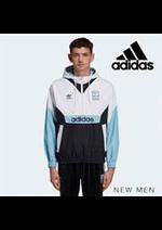 Promos et remises  : Adidas New Men