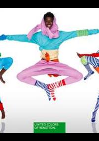 Prospectus United Colors Of Benetton PARIS : Pré-Collection Printemps/Été - Femme