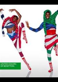 Prospectus United Colors Of Benetton PARIS 37/39 BLVD. ST. MICHEL : Pré-Collection Printemps/Été - Homme