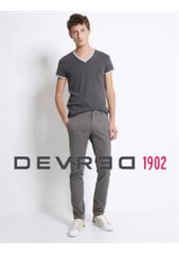 Prospectus Devred 1902 BREST : Pantalons Homme
