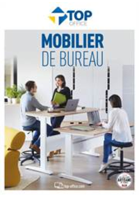 Prospectus Top Office Brest : Mobilier de bureau