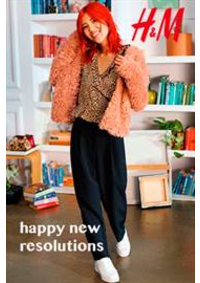 Prospectus H&M Aulnay Sous Bois : H&M Happy new resolutions