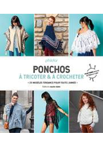 Prospectus Phildar : Ponchos Collection
