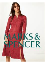 Prospectus Marks & Spencer : Robe & Combinaisons