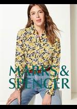Prospectus Marks & Spencer : Pulls Femme