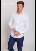 Prospectus Nodus : Chemises Homme