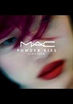 Prospectus MAC Cosmetics : Powder Kiss