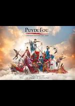 Prospectus Puy du Fou : Catalogue 2019