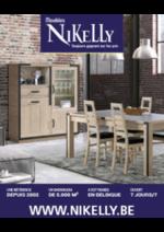 Prospectus Meubles Nikelly : Promo Nikelly