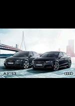 Prospectus Audi : Audi A3/S3