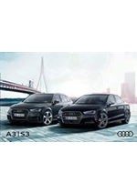 Journaux et magazines Audi : Audi A3S3