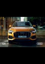 Promos et remises  : Audi Q8