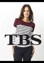 Prospectus TBS : T-Shirts Femme