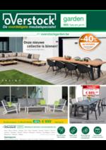 Prospectus Overstock Garden : Février