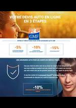 Prospectus GMF : Offres GMF