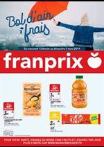 Prospectus Franprix : Bol d'Air Frais