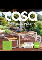 Prospectus Casa : Collection de jardin 2019