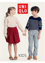 Promos et remises  : Uniqlo Kids