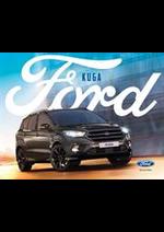 Promos et remises  : Ford Kuga