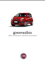 Promos et remises  : Fiat Panda