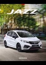 Prospectus Honda France : Honda Jazz