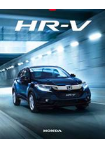 Prospectus Honda France : Honda HR-V