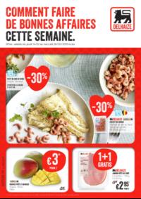 Prospectus Supermarché Delhaize Amay : Decouvrez les promotions de la semaine