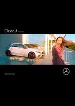 Journaux et magazines Mercedes Benz : Mercedes-Benz Nuova Classe A