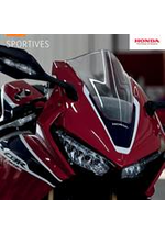 Journaux et magazines Honda France : Sportives Honda