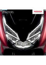 Promos et remises  : Honda Scooters