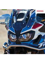 Prospectus Honda France : Honda Trails
