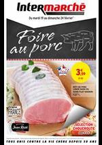 Promos et remises  : Foire au porc