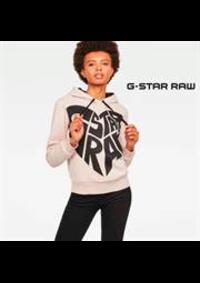 Prospectus G-Star Paris : Nouveautés Femme