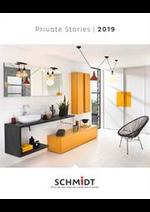 Prospectus Cuisines Schmidt : Catalogue SCHMIDT Salle de Bains 2019