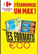 Prospectus Carrefour Market : J'économise un max !
