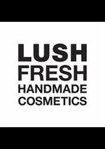 Prospectus Lush : Nouvelle Collection