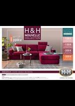 Prospectus H&H : Nouvelle Collection