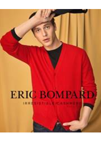 Prospectus Eric Bompard PARIS 17E : Tendances Homme