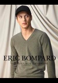 Prospectus Eric Bompard NEUILLY SUR SEINE : Cachemire Homme