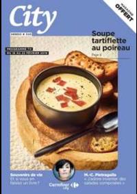 Prospectus Carrefour city DEUIL-LA-BARRE : City Hebdo S07