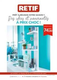 Prospectus Retif Rennes : Catalogue Retif 2019