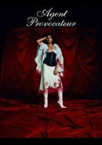 Prospectus Agent Provocateur PARIS - Galeries Lafayette : Nightwear