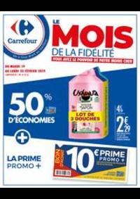 Prospectus Carrefour NOISY LE GRAND : Le mois de la fidélité 2