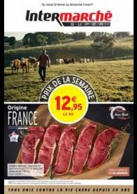 Prospectus Intermarché Super Boos : PRIX DE LA SEMAINE