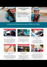 Prospectus Agence Allianz MORSANG SUR ORGE : Offres Allianz