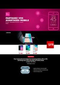 Prospectus SFR Paris 7e Arrondissement : Offres SFR