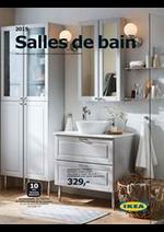 Prospectus IKEA : Salles de bain 2019