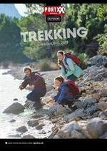 Prospectus SportXX : Trekking Frühling 2019