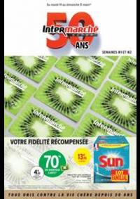 Prospectus Intermarché Super Darney : VOTRE FIDÉLITÉ RÉCOMPENSÉE