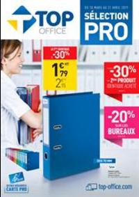 Prospectus Top Office Fouquières-lès-Béthune : Sélection PRO